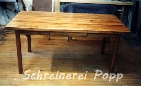 Tisch Feldahorn