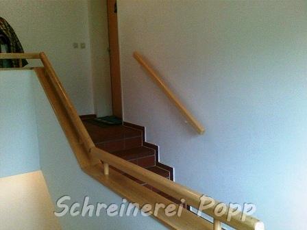 - auch an kurzen Treppen